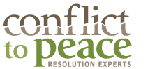 Conflict to Peace logo